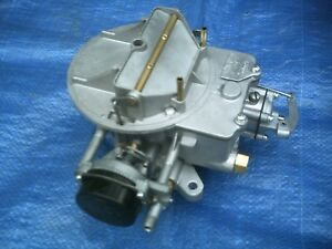 Ford 63 Falcon comet autolite 2100 2 Barrel Carburetor c3df e 1 01 carb