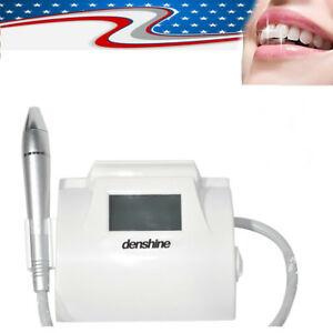 Touch Screen Fiber Optic Dental Piezo Ultrasonic Scaler Cavitron Scaling Perio