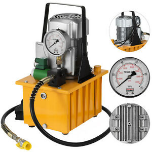 Electric Driven Hydraulic Pump 1400 R min High Rotating Speed Pedal Switch
