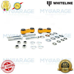 Whiteline For Wrx 04 07 Sti 05 08 Front Sway Bar Link Assembly Klc32