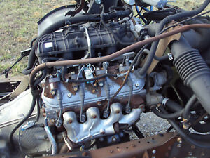 Ls Engine Swap Package Gm 4 8 Ly2 Complete With 4l80 Transmission No Vvt