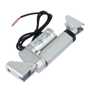 2 Stroke Linear Actuator 12 V 225lbs 14mm s Fast Motor With Remote Control