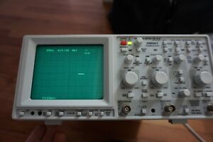 Hameg Hm507 Combiscope Analog Digital Scope Oscilloscope 2 Channel 50 Mhz