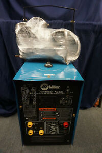 Miller Thunderbolt Welder Kf827388 Ac dc Stick Welding Local Pickup Only