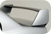 New Oem Nos Spoiler Lancer 03 04 05 06 07 Whale Tail Wing Aln04ysx21 Primer