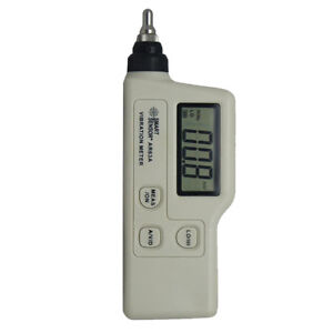As63a Digital Handheld Vibrometer Tester Vibration Analyzer Device