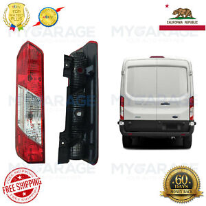 Rear Tail Light Tail Lamp For 2015 2020 Ford Transit T150 250 Left Driver Side