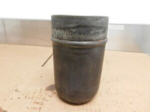 John Deere Late Styled B Tractor Oil Filter Cover Ar20248r A1152r 13586