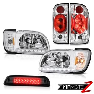 2001 2004 Toyota Tacoma Offroad Roof Cab Lamp Rear Brake Lights Headlamps Bumper