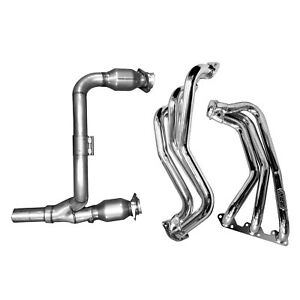 Exhaust Header long Tube Bbk Performance Parts 40500 Fits 2007 Jeep Wrangler