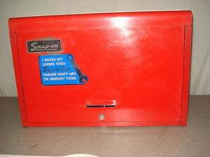 Snap On Kra 59e 9 Drawer Top Compartment Tool Box