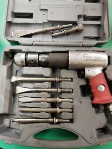 Matco Silver Eagle Se916 Long Barrel Air Hammer Tool Auto Repair Car