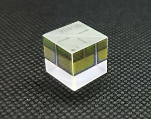 Thorlabs Pbs123 1 2 Polarizing Beamsplitter Cube 900 1300 Nm