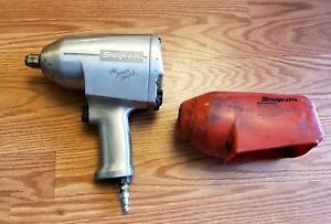 Snap On Im 75 3 4 Impact Gun With Cover