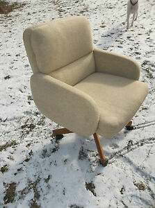 Mid Century Danish Modern Office Chair By Scandiline Sale