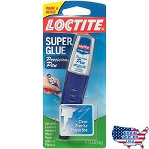 Loctite Super Glue Gel Precision Pen 4 gram Pen 6 pack 2112877 6 New
