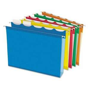 Pendaflex Ready tab Hanging File Folders 2 Capacity 1 5 Tab 078787427006