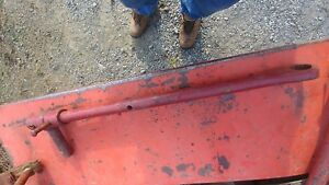 Farmall Super C 200 230 Fast Hitch Lift Rod