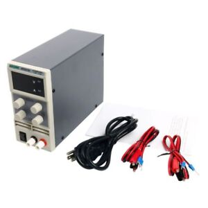 Kps3010d 0 30v 10a Adjustable Power Supply Digital Switching Dc Ac 110v