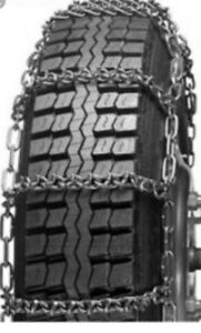 New V bar Lt235 85r16 Lt235 80r17 225 70r19 5 7mm Commercial Tire Chains 45 5