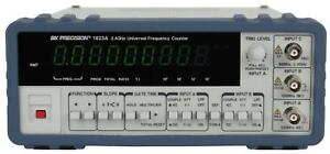 Bk Precision 1823a New 2 4 Ghz Frequency Counter