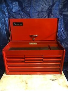 Vintage Snap On Tool Box Kra 58d