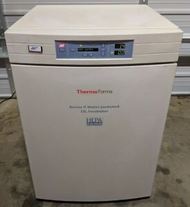 Thermo Forma Series Ii Water Jacketed Hepa Co2 Incubator 3120