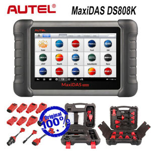 Autel Maxidas Ds808k Obdii Auto Can Code Reader Diagnosis Scanner Better Ds808