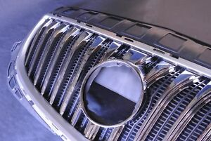 Front Grille Chrome Assembly For 2014 2017 Buick Regal Gs 13443622