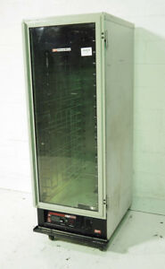 Used Metro C175 hm2000 Mobile Heated Holding Catering Warming Cabinet