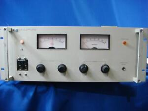 Agilent Hp 6259b 10v 50a 850w Dc Power Supply With Option 026