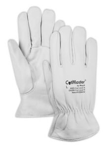 Magid Cutmaster Kevlar Lined Leather Drivers Gloves 4xl 12 Pair