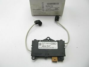 New Oem Anti theft Alarm Shock Motion Sensor For Audi 4b0951178a