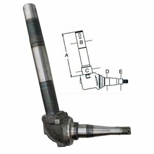 New Spindle For Ford new Holland Dexta 957e3106