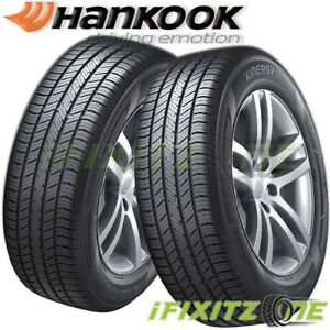 2 Hankook H735 Kinergy St 215 55r17 94h Tires