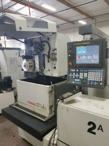 2007 Fanuc Robocut Oic Type A04b Wire Edm New 2007 Fanuc 180is wb Cnc Control