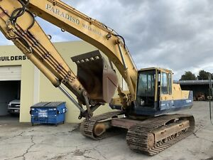 Komatsu Pc300 Excavator Runs And Operates Excellent Upgraded Boom
