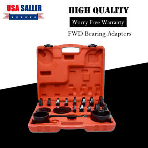 Hot Sale 23pcs Fwd Bearing Press Kit Removal Adapter Puller Pulley Tool Case