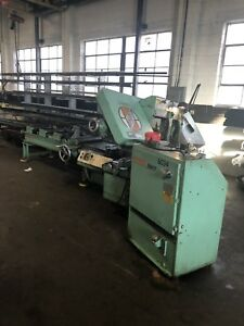 15 X 20 Marvel Model 15a Automatic Horizontal Bandsaw With Console