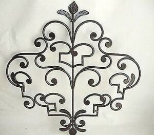 Coat Hangers Clothes Hook Wrought Iron Concealed 5 P