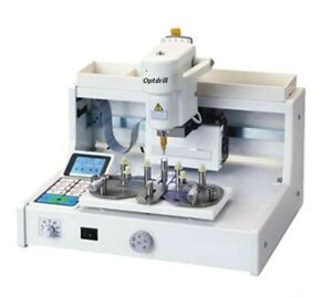 Optical Eyeglass Lens 3g Digital Drilling Machine Optdrill