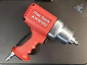 Mac Tools Aw612q 1 2 Drive Quiet Composite Mechanic Air Impact Wrench