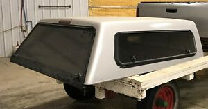 Pickup Silver Truck Topper Cover For 02 08 Dodge Ram Short Bed