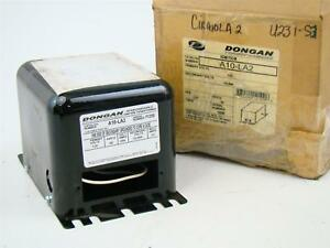Dongan 250va Interchangeable Ignition Transformer Pri 120v Sec 10 000v A10 la2