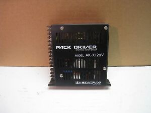 Pack Driver Stepping Motor Driver Ak x120v