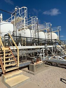 Propane Storage Tanks lot Of 3 Large Capacity 45 000 Gallons And Up