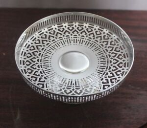 Tiffany Co Sterling Silver Compote Candy Pedestal Dish Number 3 Of 95 Made Wow