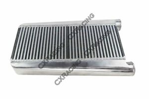 Cxracing 3 5 Core Intercooler For 79 93 Fox Body Ford Mustang V8 5 0