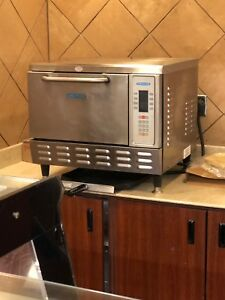Turbo Chef Toaster Microwave Oven Ngc Counter Top Convection Rapid Cook Bakery