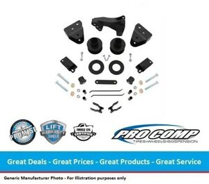 Pro Comp 3 5 Inch Leveling Nitro Lift Kit For 2011 2018 Ford Superduty F250 4wd